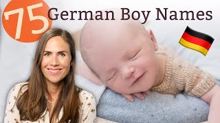 Popular Old High German Baby Names List