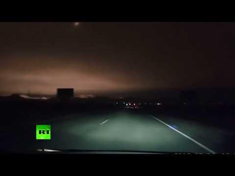 Μετεωρίτης έκανε τη νύχτα - μέρα στη Σιβηρία - Δείτε τα απίστευτα βίντεο