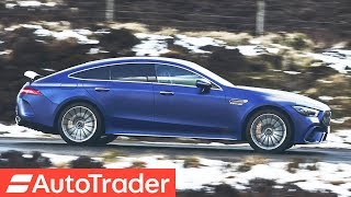 2019 Mercedes-AMG GT four-door first drive review