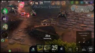 vainglory gameplay ranking 5v5. and 3v3 ep 52