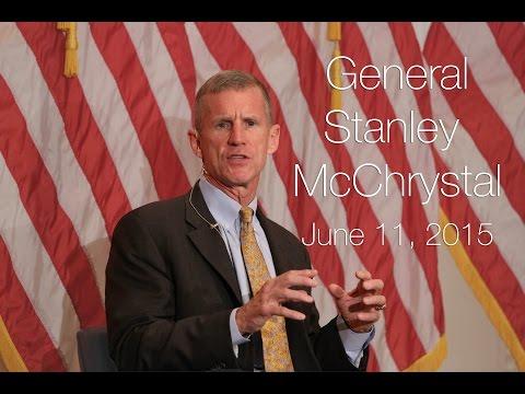 Nixon Leaders Series: General Stanley McChrystal