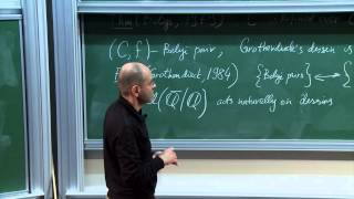 Petr Zograf - Enumeration of Grothendieck