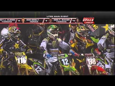 2010 AMA Supercross Round 16 Salt Lake City - 250 - HD 720p