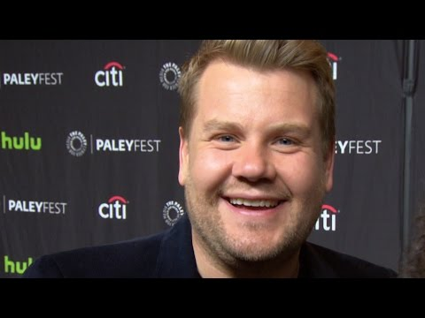 James Corden on Meeting Beyonce at the GRAMMYs and Whether She's Doing 'Carpool Karaoke'