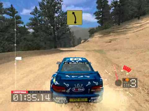 colin mcrae rally 3 pc gameplay on intel gma 3100 download youtube. Black Bedroom Furniture Sets. Home Design Ideas