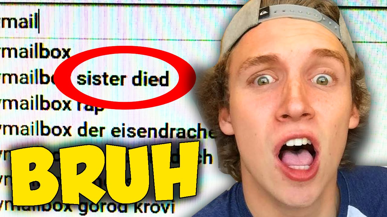 "did your sister die!?"" (qna w/ jack) - youtube"
