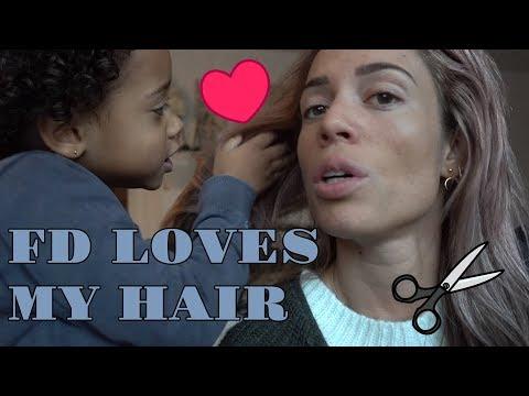 FD LOVES MY HAIR #99 By Nienke Plas