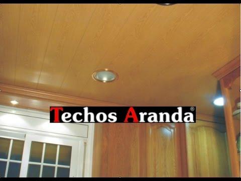 Cielorrasos pl sticos techo suspendido revestimiento de for Cielorrasos de casas