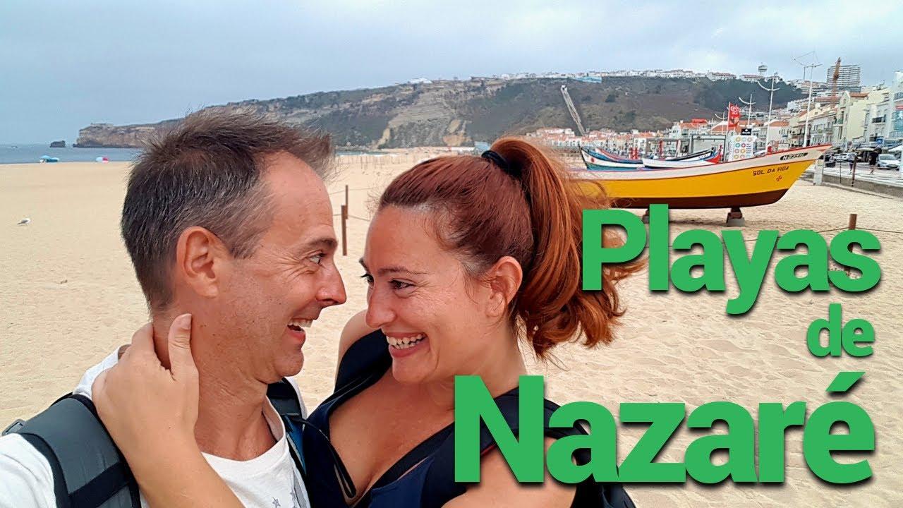 Qué ver en Nazaré y sus playas