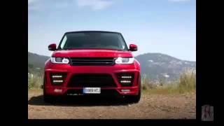LUMMA CLR SV Range Rover, The most potent Range Rover Ever