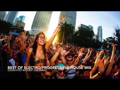 Good Vibes - Best of Electro/Progressive House - Vol. 2 - Calvin Htet w/guest Jon Prado
