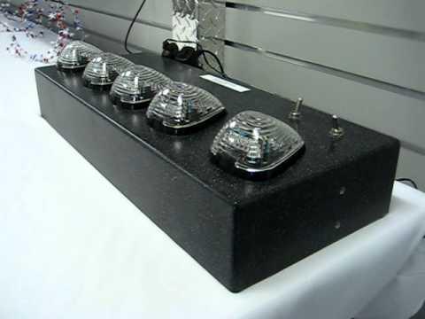 Ford Led Marker Lights Strobing Flashing Kit Youtube