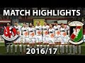 Resumo: Crusaders 2-2 Glentoran (3 December 2016)