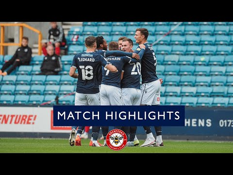 Millwall Brentford Goals And Highlights