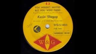 Kevin Shegog - You Weren