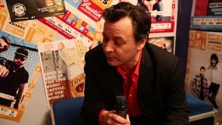 James Dean Bradfield On 'The Holy Bible' And Playing 'Everything Must Go'
