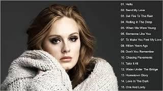Lagu Adele terbaik  2019  hello,send my love