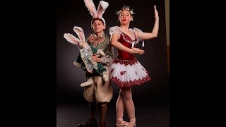"""Meeting the Student Artists"" (Part 2 of 7, Edward & Coppélia Documentary Series)"