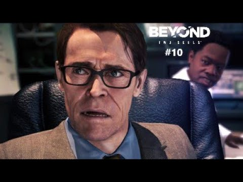 THIS GAME IS GONNA MAKE ME CRY!!!! | Beyond two souls - Part 10 |