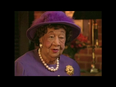 Oral Histories: Explorations in Black Leadership - Dorothy Height
