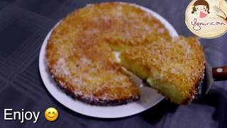 semolina cake so delicious 😋