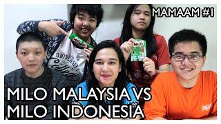 Milo Malaysia VS Milo Indonesia - Enak Mana?
