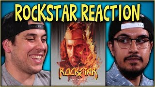 Rockstar Trailer Reaction Video and Discussion