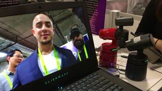 CES 2019 - OBSOBOT TAIL Auto-Director AI Camera