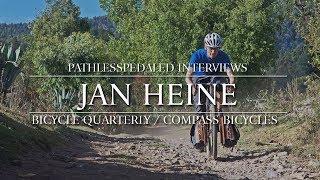 PLPTalks - Jan Heine - Bicycle Quarterly / Compass Bicycles
