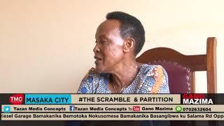 #GANOMAZIMA ROUND ONE OF THE SCRAMBLE AND PARTITION OF MASAKA CITY