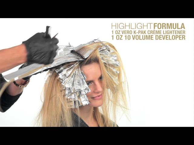 Joico LumiShine: Blonde Hair Color ProTutorial