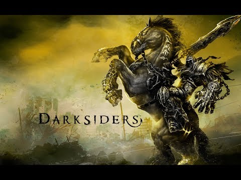 "Let's Play Darksiders [EP6] ""Weeping Angels"""