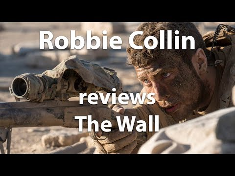 Robbie Collin reviews The Wall