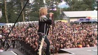 HANOI ROCKS Bang Your Head 2005 * Tragedy *