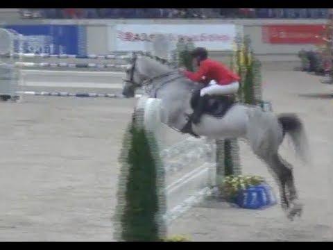 10th World University Equestrian Championship 2012 - Aachen - Germany - final 2nd round Diana Marsa
