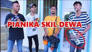 Download Putik Yang Sedang Berbunga - Pianika Skil Dewa | Pengamen Montal Mantul