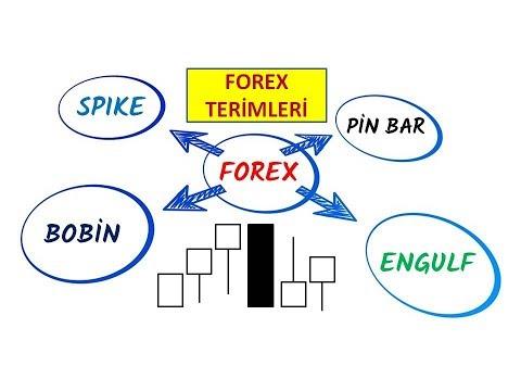 FOREX TERİMLERİ (Foreks  Mum Çubuk Teknik Analiz)
