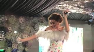 ميريام فارس ترقص خليجي في عرس آل ثاني - جديد 2017