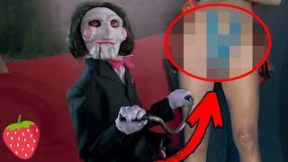 5 FAITS SURPRENANTS SUR LE FILM JIGSAW ! (SAW)