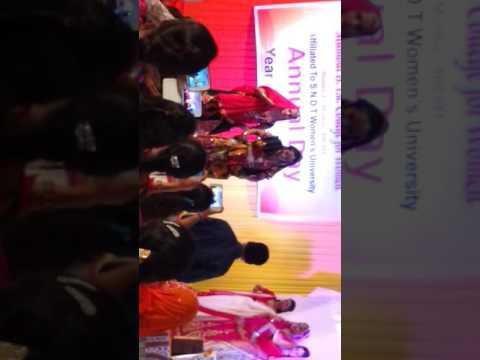 Annual day bridal fashion show