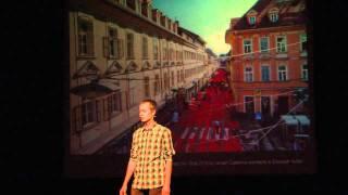 Recycling rails: Valeri Gyurov at TEDxBG