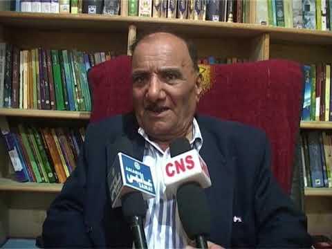 Army general should not give sermon like politician , Mohammad Sultan Mandoo senior INC leader