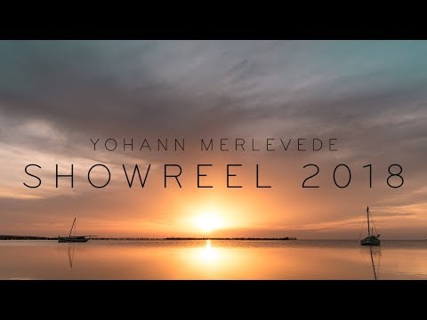 I am a traveling timelapse and hyperlapse photographer (showreel 2018)
