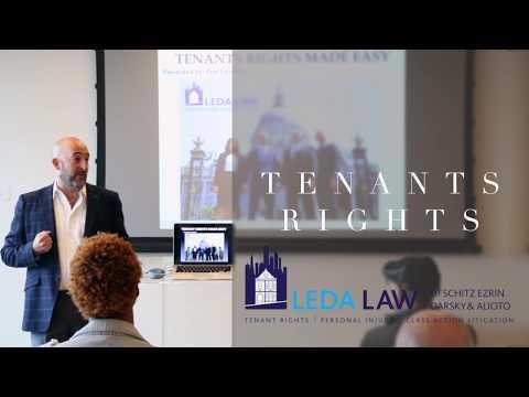 "LEDA LAW - ""Tenants Rights"""