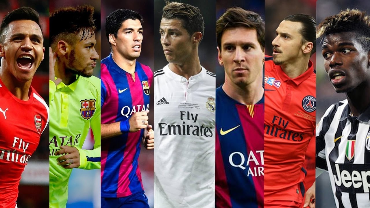 Download Craziest Skills Ever ● C.Ronaldo ● Neymar ● Messi ● Suarez ● Sanchez ● Pogba ● Ibrahimovic | 2017 HD