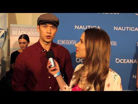 Harry Shum Jr. Interview on His New Role in Crouching Tiger Hidden Dragon Sequel