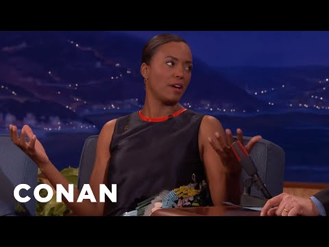 Aisha Tyler's Worst StandUp Gigs   CONAN on TBS