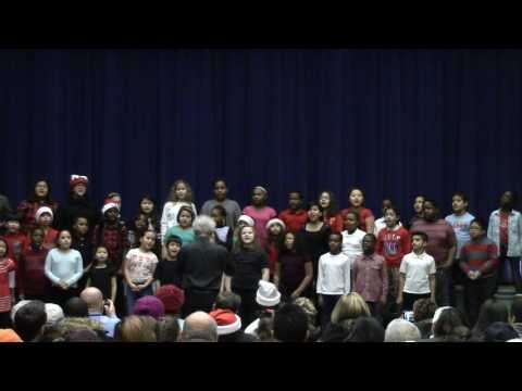 2016 12 23 Philip Rogers School, Winter Assembly Highlight, Chicago, IL - Jasmine Luke