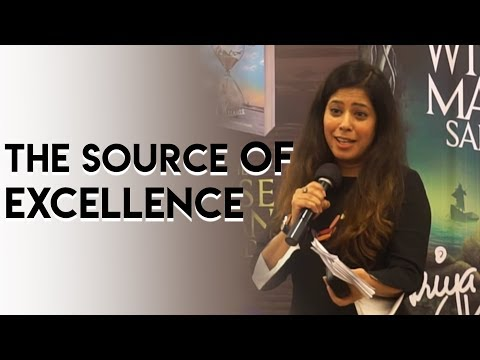 Priya Kumar — The Source of Excellence