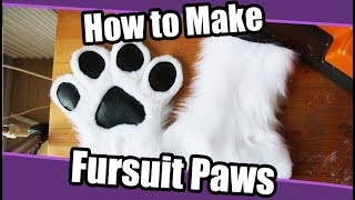 //Tutorial// Hand Paws